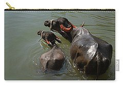 Skc 5603 The Coolest Way Carry-all Pouch by Sunil Kapadia