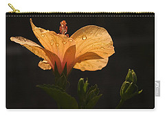 Skc 9937 Grace Of Hibiscus Carry-all Pouch