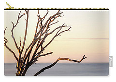Skeleton Tree In The Ocean Carry-all Pouch