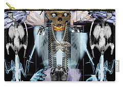 Skeletonism Carry-all Pouch