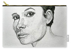 Sketch For Audrey I Carry-all Pouch