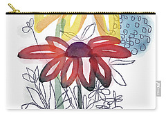Daisy Family Carry-all Pouches