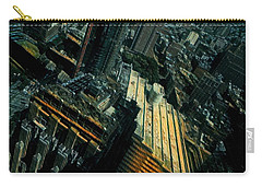 Skewed View Carry-all Pouch