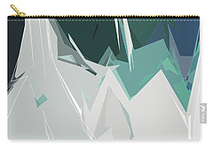 Ski Trails Carry-all Pouch