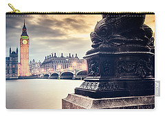Skies Over London Carry-all Pouch