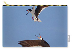Skimmers In Flight Carry-all Pouch