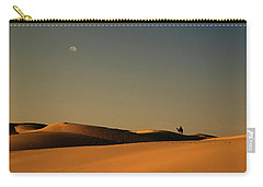 Skn 1117 Camel Ride At 6 Carry-all Pouch