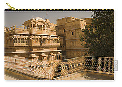 Skn 1231 Kingly Jharokhas Carry-all Pouch
