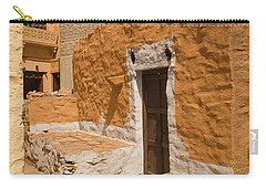 Skn 1264 Thatched House Carry-all Pouch
