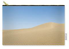 Skn 1412 The Ripples On The Slope Carry-all Pouch by Sunil Kapadia