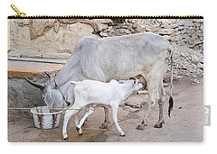 Skn 1654 Feeding Time Carry-all Pouch by Sunil Kapadia
