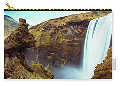 Skogafoss Carry-all Pouch