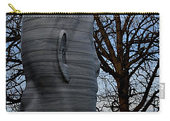 Carry-all Pouch featuring the photograph Skulduggery by Richard Ricci