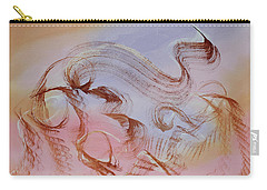 Sky Dance Carry-all Pouch by Asha Carolyn Young