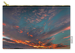 Sky In Fire #g6 Carry-all Pouch