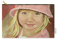Sky In Pink Carry-all Pouch
