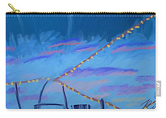 Sky Lights Carry-all Pouch
