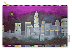 Sky Line Carry-all Pouch