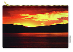 Sky Of Fire Carry-all Pouch