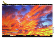 Sky On Fire #5 Carry-all Pouch