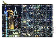 Sky Scraper Carry-all Pouch