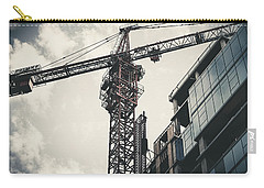 Sky Crane Carry-all Pouch