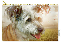 Skye Terrier Carry-all Pouch