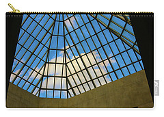 Skylight In The Met Carry-all Pouch