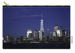 Skyline At Night  Carry-all Pouch