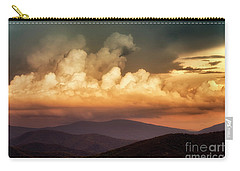 Skyline Drive Scenic View Carry-all Pouch by Thomas R Fletcher