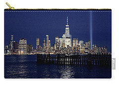 Skyline Lights Carry-all Pouch