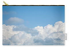 Carry-all Pouch featuring the photograph Skyscape by Jan Bickerton