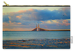 Skyway Bridge Carry-all Pouch