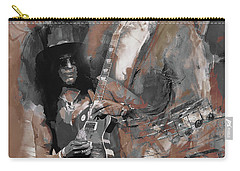 Slash Guns And Roses  Carry-all Pouch