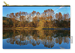 Fraser River Arm  Carry-all Pouch