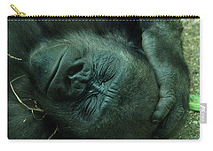 Carry-all Pouch featuring the photograph Sleep Tight by Richard Bryce and Family