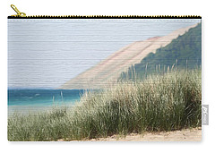 Sleeping Bear Sand Dune Carry-all Pouch by Dan Sproul