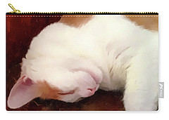 Sleeping Boo Carry-all Pouch by Gary Grayson