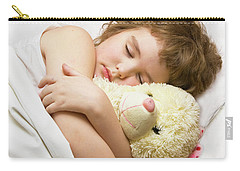 Sleeping Boy Carry-all Pouch