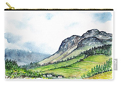 Sleeping Valley Carry-all Pouch by Heidi Kriel