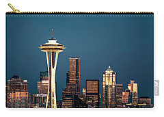 Sleepless In Seattle Carry-all Pouch