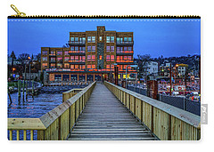 Sleepy Hollow Pier Carry-all Pouch