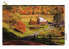 Sleepy Hollow - Pomfret Vermont-2 Carry-all Pouch