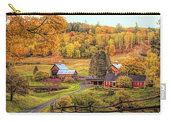 Sleepy Hollow - Pomfret Vermont In Autumn Carry-all Pouch