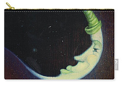 Sleepy Moon's Twin Brother Carry-all Pouch