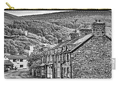 Sleepy Welsh Village Carry-all Pouch