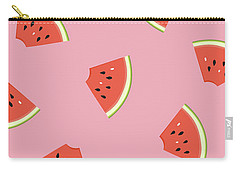 Slice Of Life Carry-all Pouch by Elizabeth Tuck