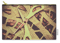 Slices Of Autumn Carry-all Pouch