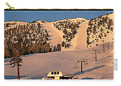 Slide Mountain Carry-all Pouch