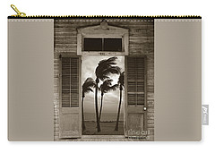 Carry-all Pouch featuring the photograph Slip Away To Paradise by John Stephens